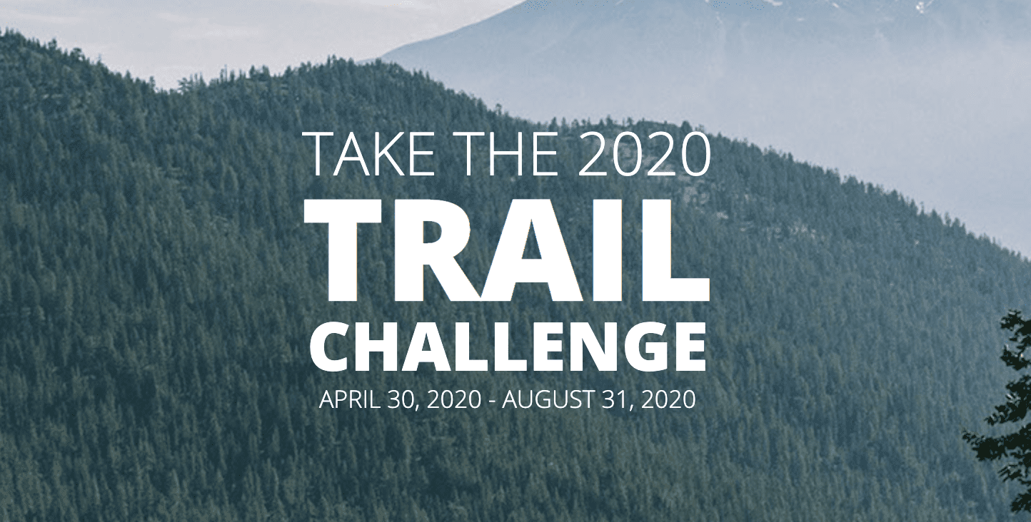 Take the 2020 Trail Challenge