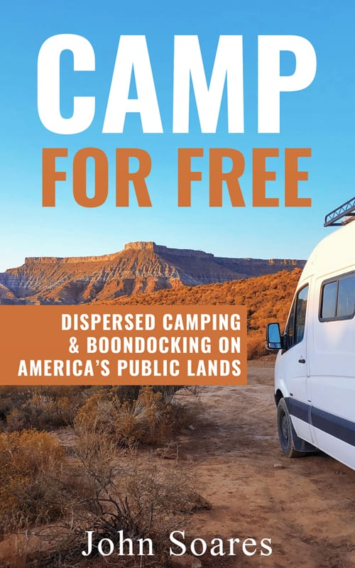 This book on dispersed camping provides advice for safely and ethically exploring Shasta-Trinity National Forest and Klamath National Forest.